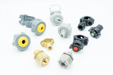 accessori impianti raffrescamento industriale